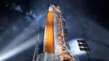 NASA、大型ロケットSLS燃料タンクの破壊検査を実施。構造上の限界値把握で後の設計改善に活用