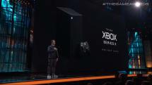 微軟在 The Game Awards 上揭露次世代主機「Xbox Series X」的外觀