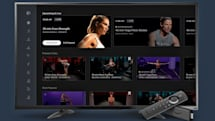 Peloton's Fire TV app guides you through living room workouts