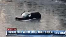 iPhoneの「ヘイ Siri」、車ごと川に転落して凍死しかけた人命を救う
