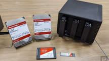 WD 為支援 SSD 快取的 NAS 帶來紅標的 SA500 系列
