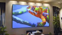 Epson 在台發表 EH-LS500 4K 鐳射投影大電視,可以輕易達到 120 吋