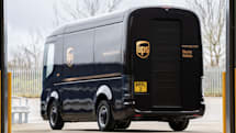 UPS will use Arrival's electric trucks in the US and Europe