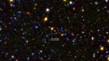 宇宙初期に誕生した銀河は短命?わずか20億年で成長を終えた銀河見つかる