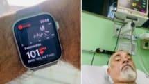 Apple Watch、ブラジル男性に頻脈を警告して命を救う