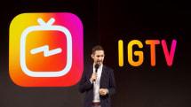 InstagramアプリからIGTVアイコン消える 『需要がないため』