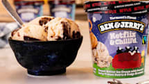 Ben & Jerry's made a binge-worthy Netflix and Chill'd ice cream flavor