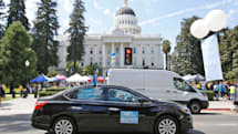 Uber makes changes in California to brace for new gig worker law
