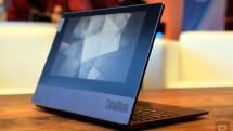 「表裏・異種2画面ノート」ThinkBook Plus 発表。天板に常時表示・手書き対応E Inkディスプレイ