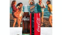 500ml缶コカ・コーラとほぼ同サイズ。公式ライセンスの時計スピーカーをセイコーが発表