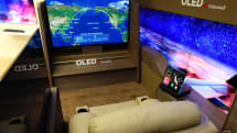 LG Display 想把可捲、彎折 OLED 運用到你生活的每個地方