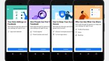 Facebook、「プライバシー設定の確認」を刷新。4つのトピックで簡単に設定可能に