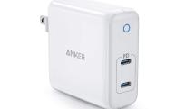 Amazonセール情報1月10日昼版|AnkerのPD対応60W2ポートUSB-C急速充電器が20%オフ