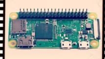 2018年1月12日、WiFi対応小型ラズパイのピンヘッダー搭載版「Raspberry Pi Zero WH」が発表されました:今日は何の日?