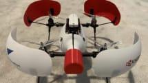 京セラ、空飛ぶ「ドローン中継局」商用化へ 5G回線にも対応