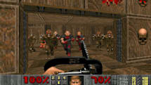 Doom / Doom IIにアドオン対応アップデート。60FPS化、クイックセーブ機能なども追加