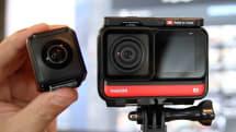 レンズ交換できるアクションカム「Insta360 ONE R」その実力は?
