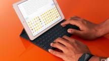 次期iPad用のSmart Keyboard、シザー構造やバックライトを採用のうわさ