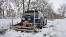 積雪や悪天候でも道路を見失わない自動運転技術、MITが開発中。地中レーダー探査で道路の下までお見通し