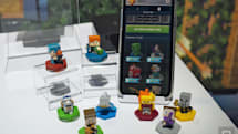 'Minecraft Earth' gets a bit more physical thanks to new NFC-enabled minis