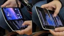 2画面スマホのSurface Duo、動作端末がカナダで目撃されれる
