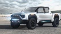 ニコラ・モーター、水素燃料電池を搭載するピックアップトラックを発表