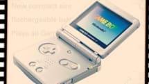 2003年2月14日、折り畳みでコンパクトになった携帯ゲーム機「ゲームボーイアドバンスSP」が発売されました:今日は何の日?