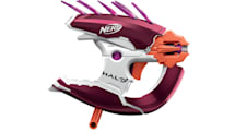 Hasbro's Halo-themed Nerf gun lineup includes a Needler