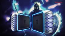 コナミがゲームPC参入。新ブランド アレスピア3機種は「弐寺完全対応」なタワー型