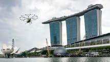 独Volocopter、東南アジア地域の空飛ぶタクシー事業実現可能性を調査。Grabと協力