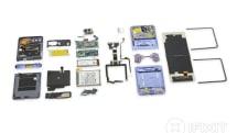 拆開機殼看看 Galaxy Z Flip 的內部硬體設計