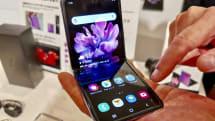 au、縦折りスマホ「Galaxy Z Flip」2月28日発売 税込17万9360円