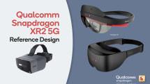 クアルコム、5G対応AR / VRヘッドセットの参照設計を公開。Snapdragon XR2ベース