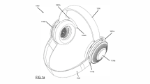 Dyson patents a wearable air purifier that doubles as headphones