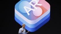 iPhone 12(仮)はアップルARメガネとの接続を想定?超近距離無線LANにより実現との推測