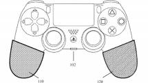 PS5用コントローラは心拍数や発汗を読み取れる?ソニーがアクセサリ特許を申請
