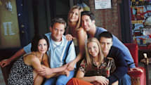 'Friends' cast is locked in for a reunion special to launch HBO Max