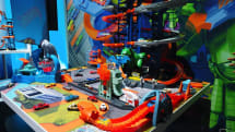 Hot Wheels brings its NFC-enabled stat-tracker to even more toys this year