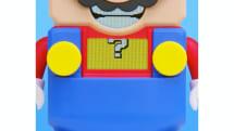 レゴブロック製のマリオ爆誕。その名も「レゴマリオ」