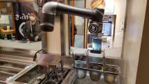 JR東小金井駅にて1時間で40食のそばを茹でる自動調理ロボットが稼働開始