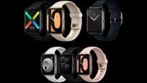 Apple Watch激似の「OPPO Watch」が海外発表、eSIMやNFCにも対応