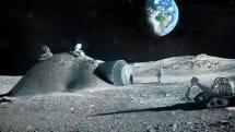 宇宙飛行士のおしっこで月面基地?3Dプリント建材の可塑剤として利用の可能性