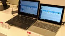 4万円台で生徒1人にPC1台を実現する「GIGAスクールパック」。レノボとNTT Comが発表