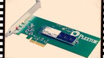 2014年3月29日、PLEXTORブランドのPCIe接続SSD「M6e」シリーズが発売されました:今日は何の日?