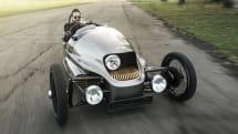 モーガンの電動3輪車「EV3」量産を断念。電動技術は「将来のプロジェクト」に活かす