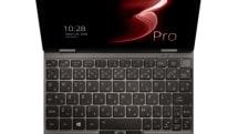 超小型PC「OneMix3Pro」にプラチナエディション登場 Core i7搭載で13万9000円