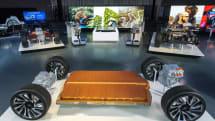 GM、低コストでスポーツカーからSUVまで対応可能なEV電池「Ultium」発表