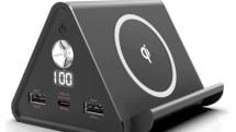 cheeroの「おにぎりバッテリー」新型は30000mAhでワイヤレス充電対応