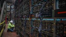ニューヨーク州の発電所が余剰電力でビットコイン採掘事業。1日あたり5.5BTCを掘り出す
