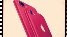 2017年3月25日、真っ赤な「iPhone 7/Plus (PRODUCT)RED Special Edition」が発売されました:今日は何の日?